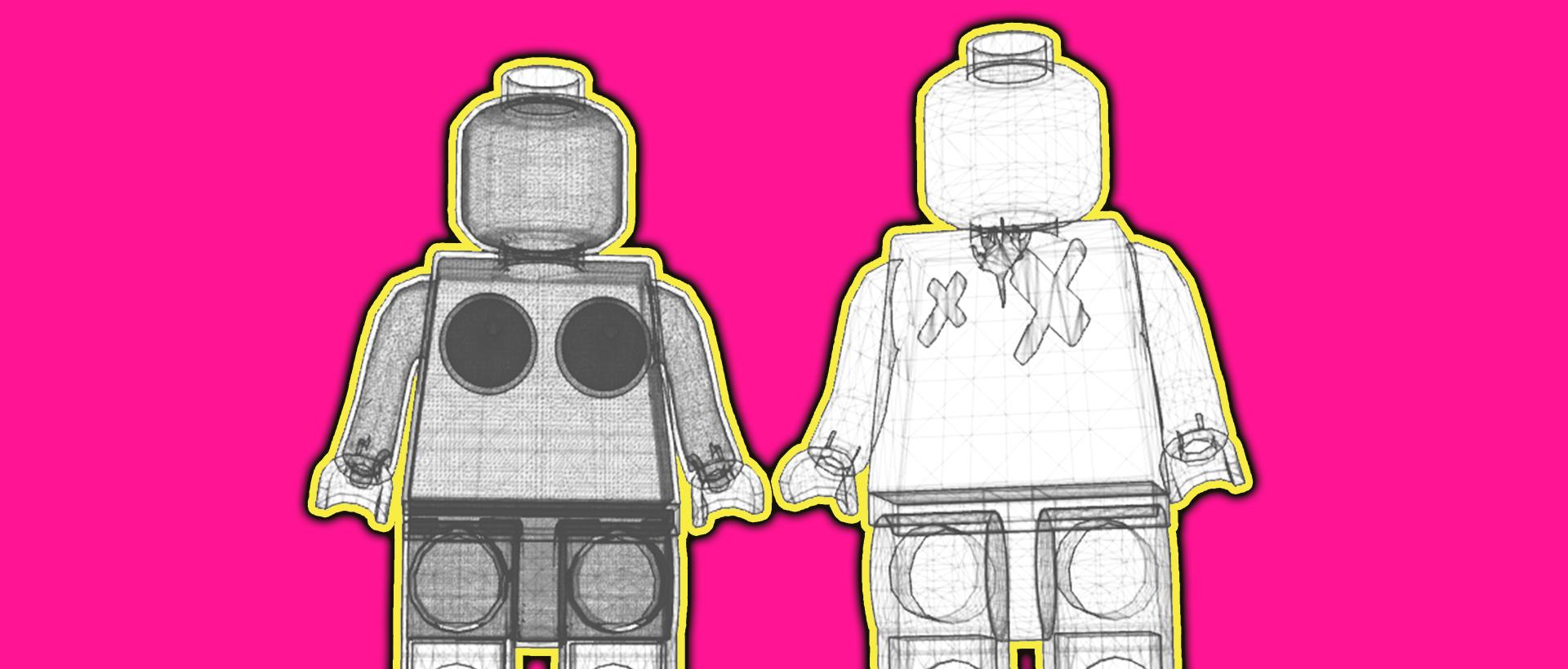 Pink 3D Models